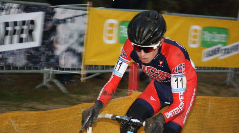 Rider Diary: Eric Brunner from the Koksijde World Cup