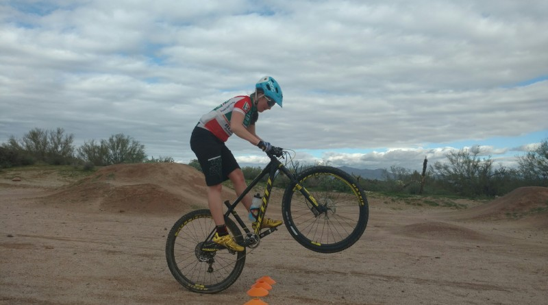 Rider Diary: Molly Madden from Arizona Training Camp