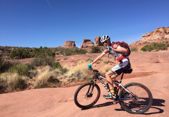 Rider Diary: Campbell Watson from Moab Training Camp