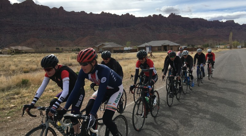 Rider Diary: Ociel Borjas from Moab Training Camp