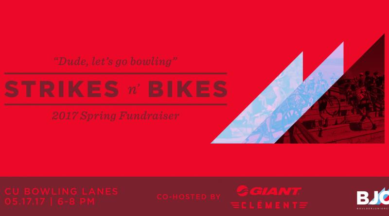 Strikes n' Bikes: BJC Bowling Party