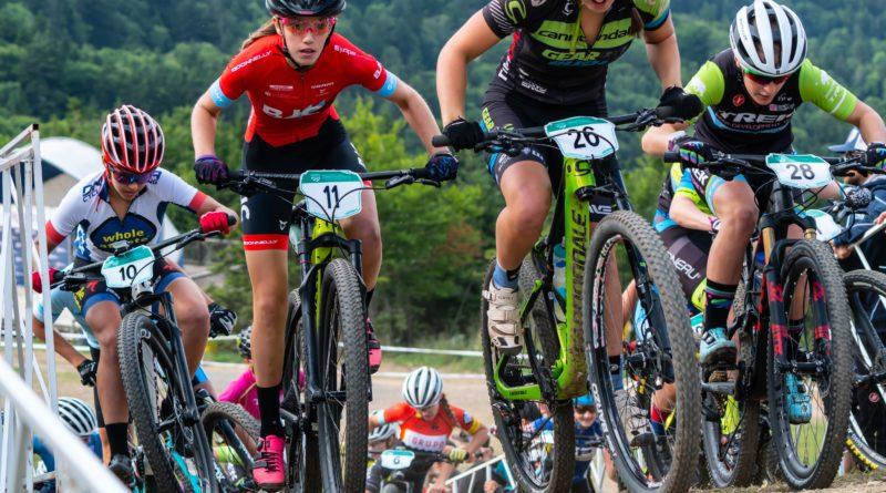 Rider Diary: Madigan Munro from Mountain Bike Nationals