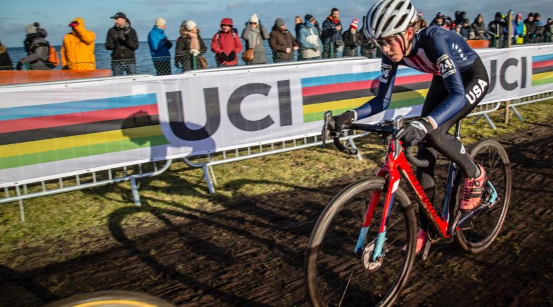 Rider Diary: Maddie Munro on the 2019 Cyclocross World Championships